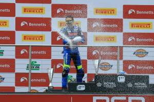 Dominant Donington double leaves Ray speechless