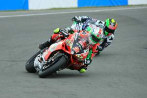 Irwin heads FP3 from Brookes