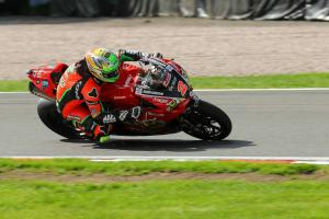 Irwin takes pole ahead of Brookes