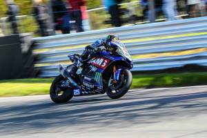 TT: McAMS Yamaha to run Brookes Superstock, Supersport bikes