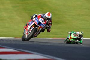 Moto2-bound Dixon proud of BSB title fight bow