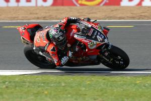 Redding on top again warm-up