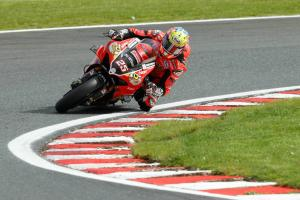 Dominant Brookes well clear for first Ducati V4 BSB pole