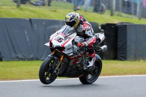 BSB leader Bridewell unsure of Ducati strength at Knockhill