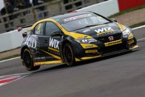 Goff claims first BTCC pole of 2018