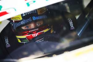Ingram sets the pace in opening BTCC practice