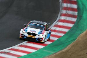 Turkington buoyed by BMW pace despite early points loss