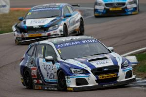 Sutton quickest in first Knockhill practice