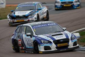 Sutton quickest in first Knockhill practice