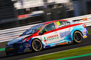 Ingram charges from 14th to win race two