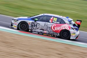 Ingram 'excited' after Corolla race debut