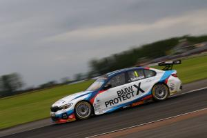 Turkington takes sensational pole on maximum ballast