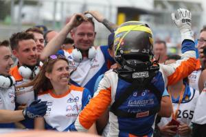 Butcher takes impressive maiden BTCC pole position