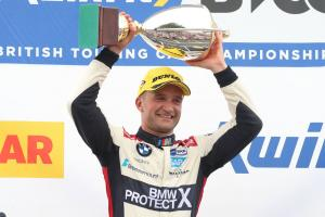 Turkington extends points lead after 'positive' Snetterton