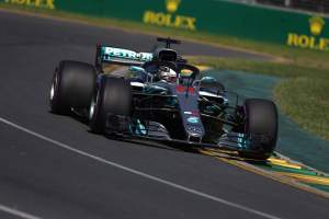 Hamilton: Mercedes has started on the right foot