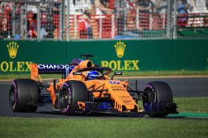 Alonso: 'Midfield leaders' Haas now McLaren's benchmark
