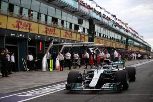 Bottas mendapat perubahan mesin, gearbox untuk GP Australia