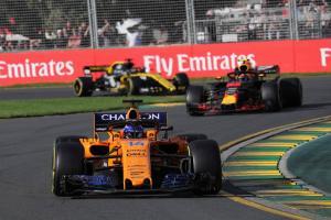P5 'lebih atau kurang seperti yang diharapkan' untuk Alonso di Australia