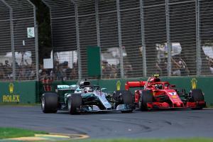 "Hamiltonpredicts Ferrari will be ""rapid"" in Bahrain"