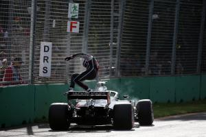 F1 GP Australia - Peringkat Pembalap