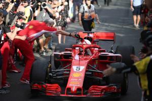 F1 Paddock Notebook - GP Australia Minggu