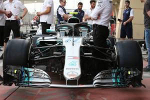 Bahrain GP - Free practice 1 results