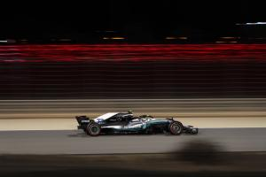 Bottas: Mercedes sensitive to Bahrain track evolution