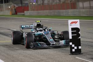 Bottas: 'Disappointing' to miss out on Bahrain front row