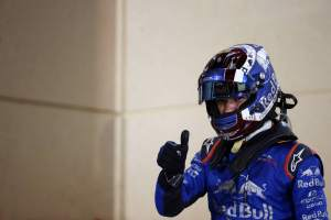 Gasly: Satisfying to out-qualify McLaren with Honda power