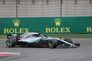 Chinese Grand Prix - Free practice 2 results