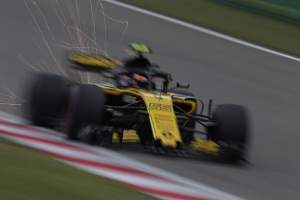 Renault looking to maintain performance with Baku upgrades