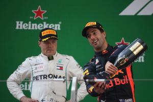 Bottas: Ricciardo-Mercedes F1 rumours 'nothing new'