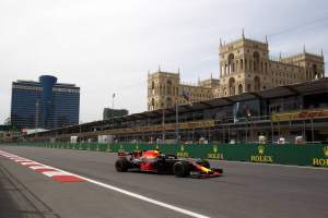 Azerbaijan Grand Prix - Free practice 2 results