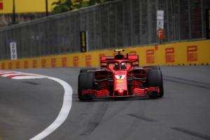 Raikkonen: Zero issues for Ferrari on Baku F1 Friday