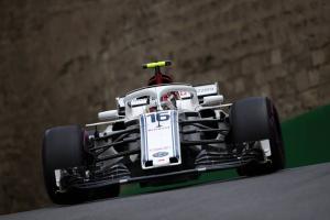 Leclerc makes Alfa Romeo Sauber breakthrough