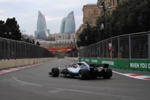Azerbaijan Grand Prix - Race results