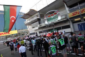 F1 Paddock Notebook - Azerbaijan GP Saturday