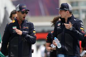 Verstappen: Why wouldn't Ricciardo stay at Red Bull?