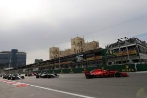 F1 Azerbaijan GP - Driver Ratings