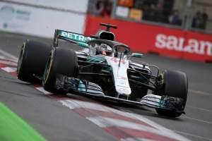 Mercedes 2018 F1 car harder to drive than 2017 'diva' - Hamilton