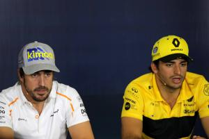 Sainz: Partnering Alonso in F1 would be biggest ask