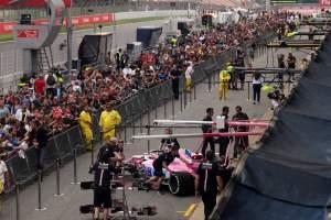 F1 Paddock Notebook - Spanish GP Thursday