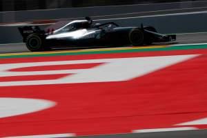 Spanish Grand Prix - Free practice 2 results