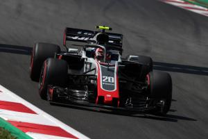 Magnussen: P7 is pole position for us