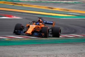 Alonso: McLaren has caught Renault, Haas