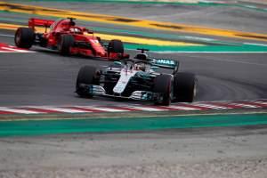 Spanish Grand Prix - Qualifying results
