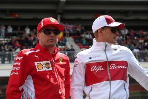 Raikkonen's Sauber influence already being felt – on social media