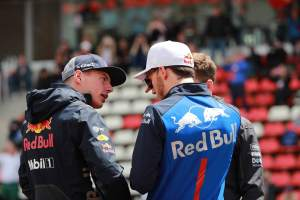 Gasly: Verstappen most talented F1 driver
