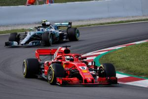 Vettel: Mercedes has the upper hand