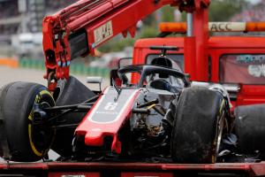 Grosjean: Not much I could do to avoid Lap 1 crash